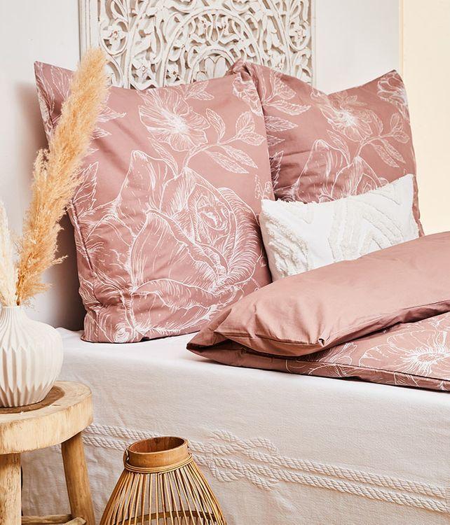 Descanso en rosa