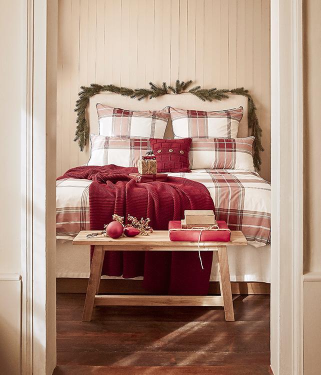 Vianoce v spálni