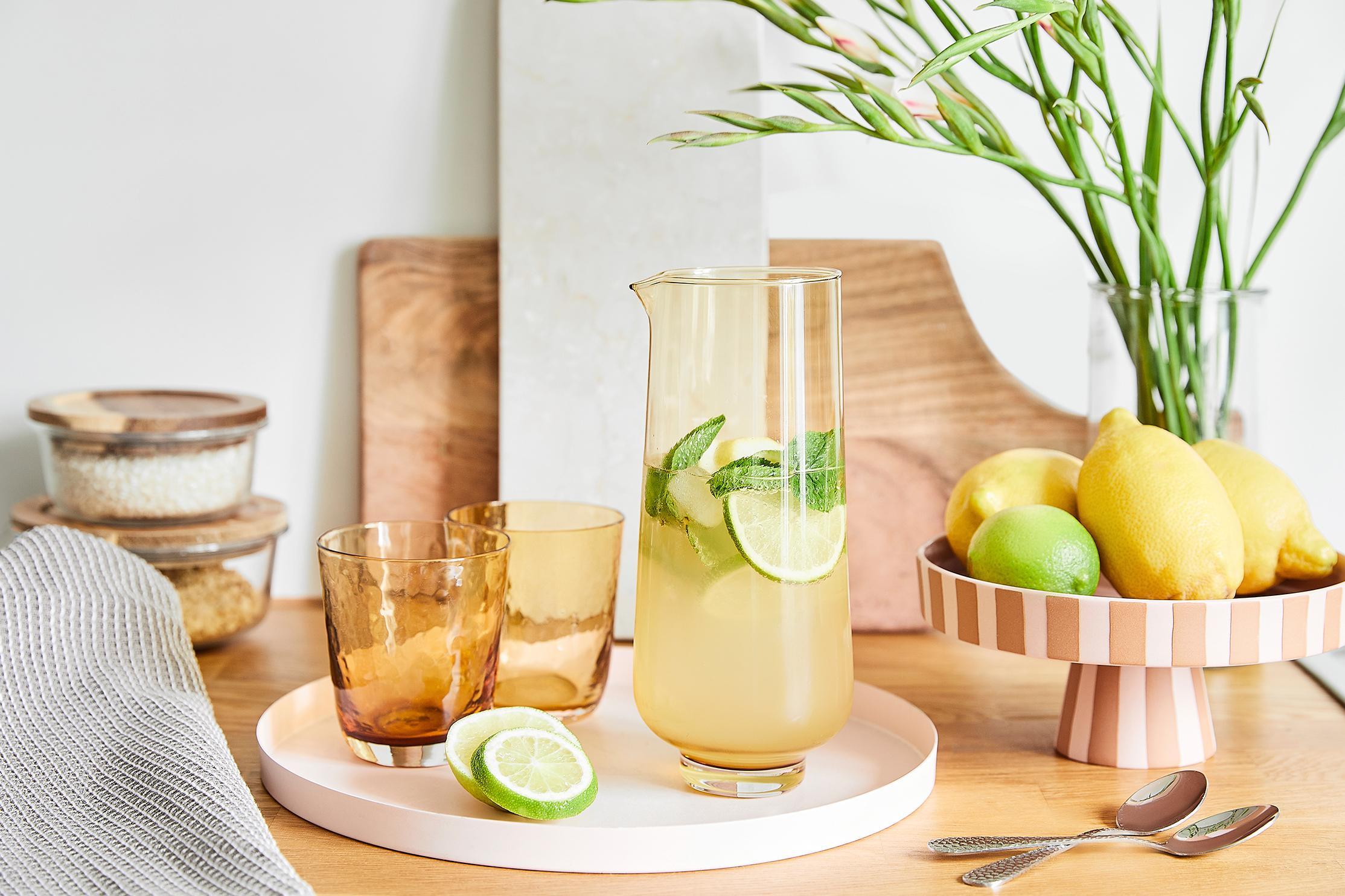 Limonade d'été