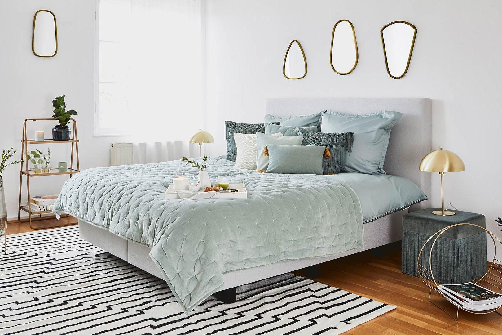 Bed-Style Art Déco