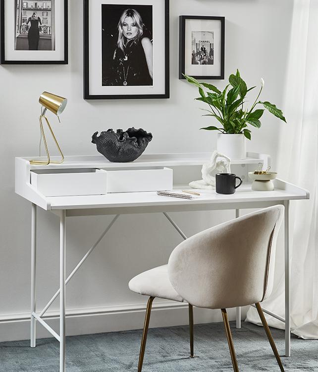 Projet bureau chez soi