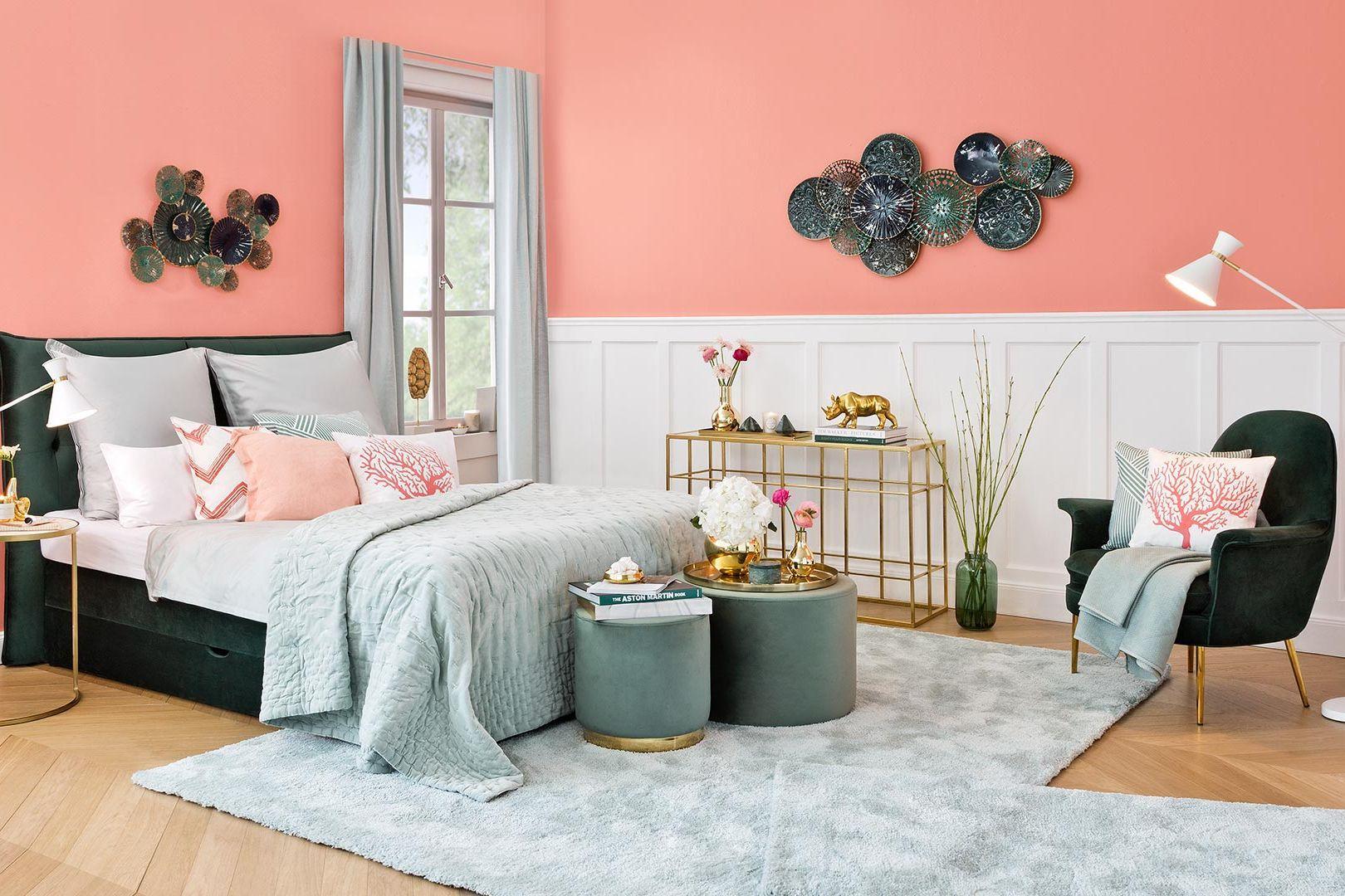 Wyśniona sypialnia