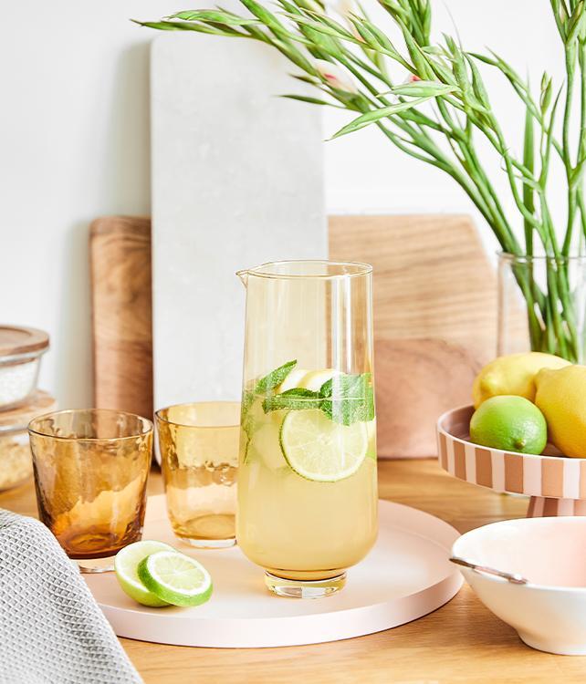 ¿Una limonada?