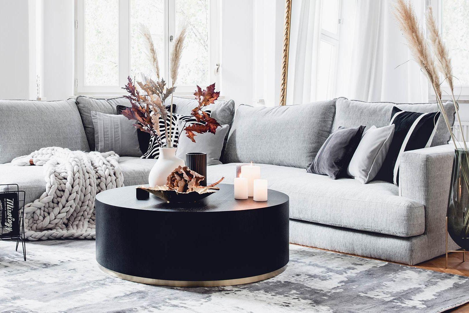 Sofa-Styling: Modern