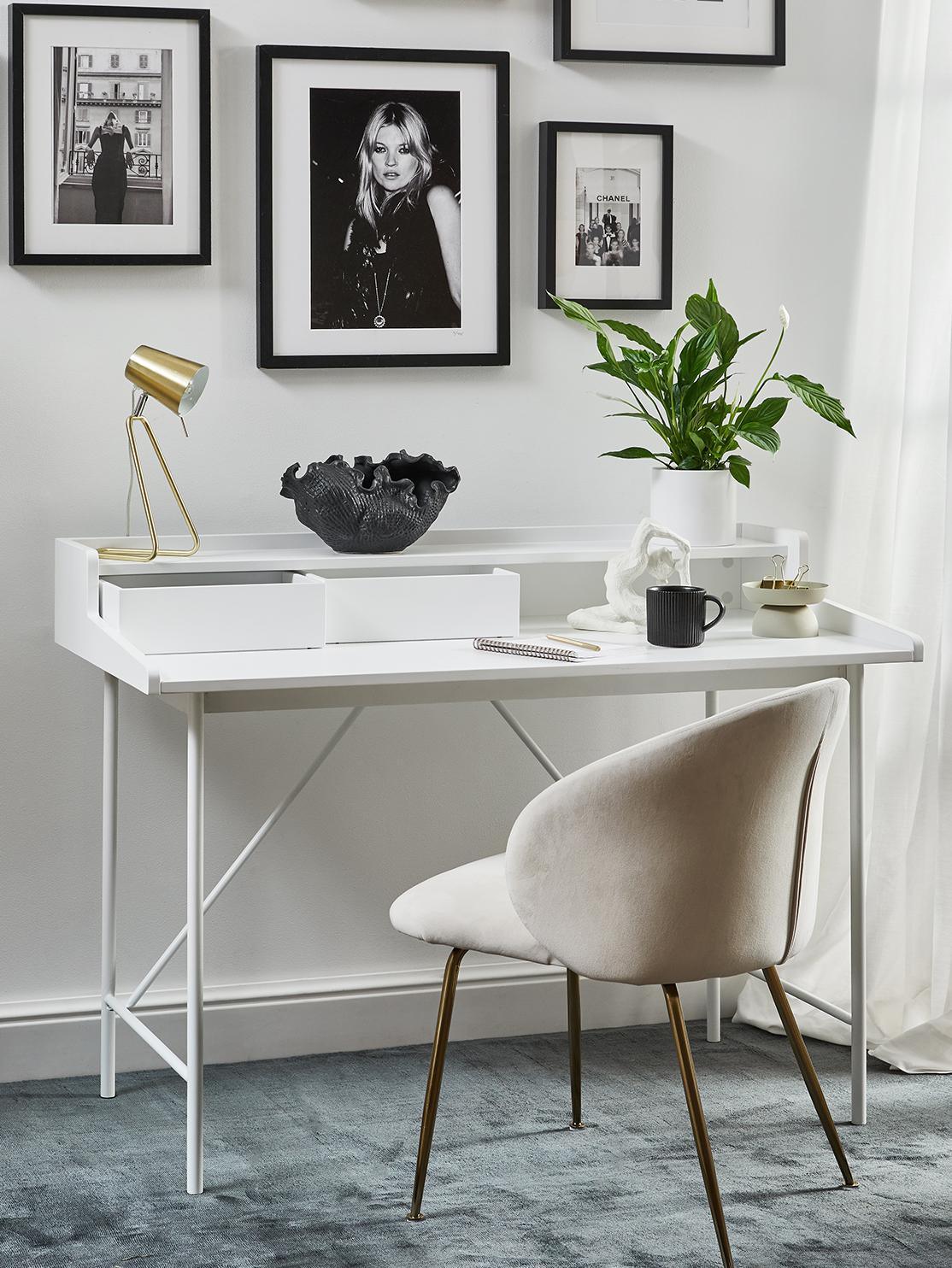 Projekt: domowe biuro