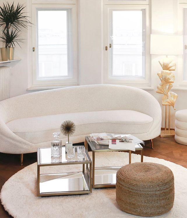 Glam in bianco