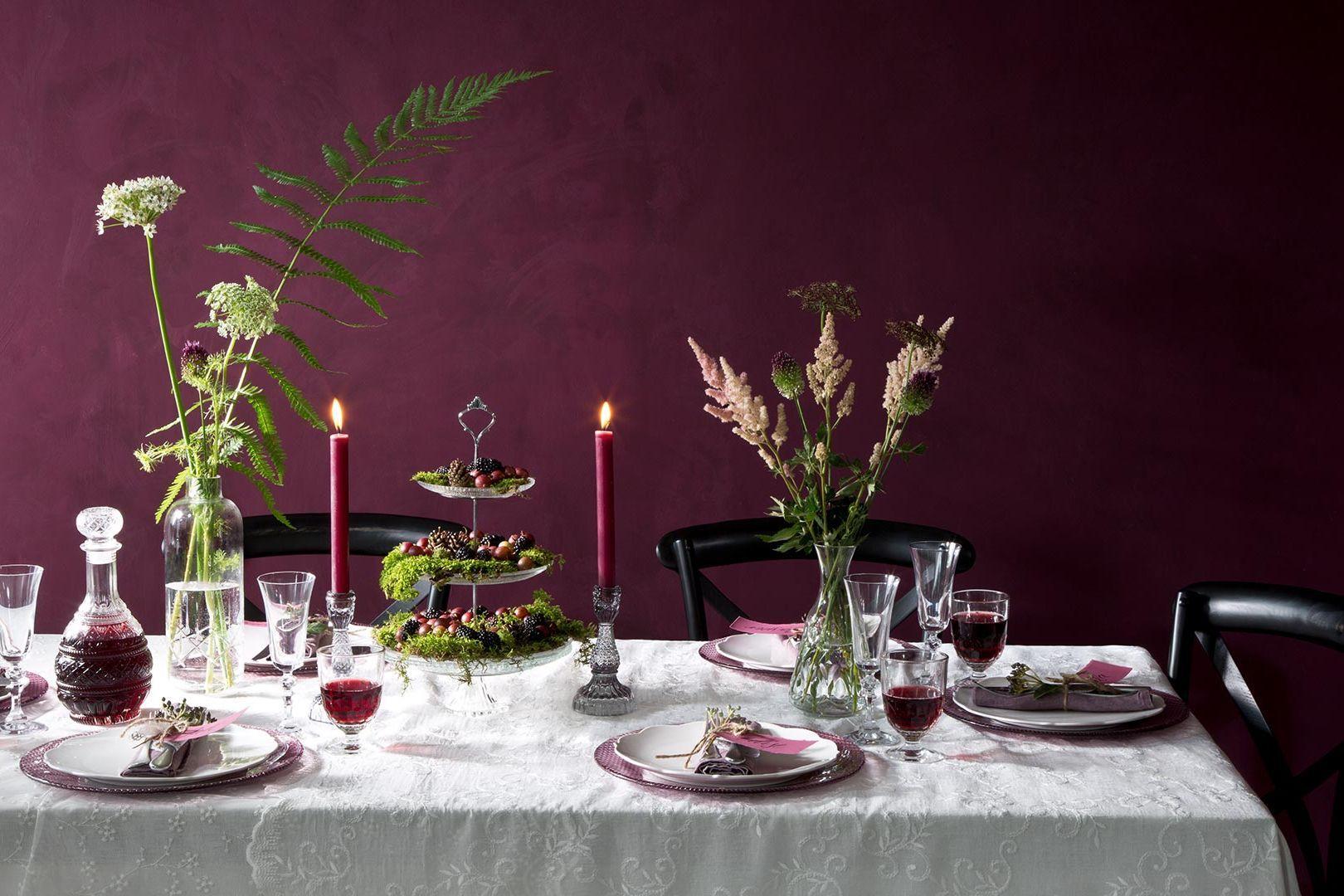 Sprookjesachtig tafelen