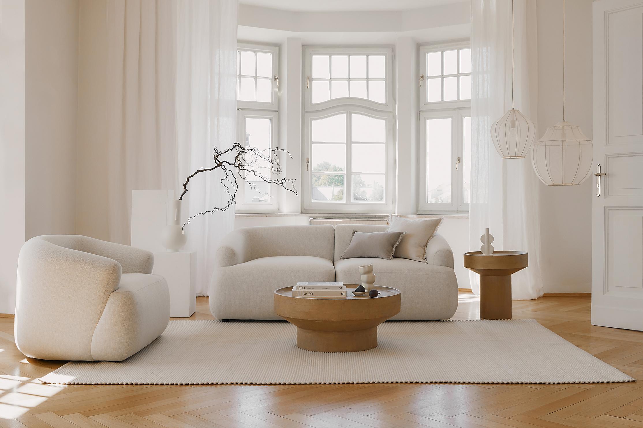 Nuestro sofá top: SOFIA