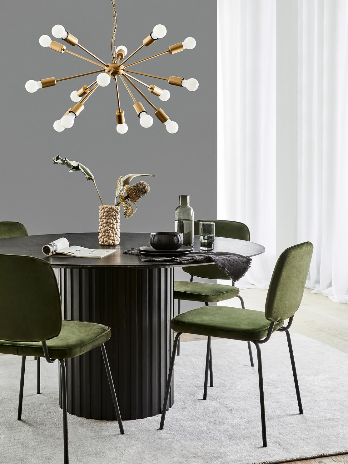 Une table stylée