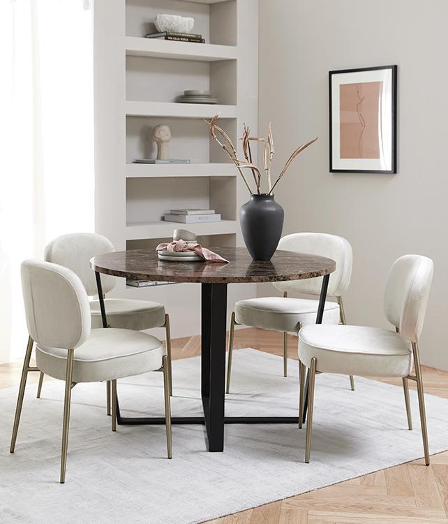 Elegantná jedáleň