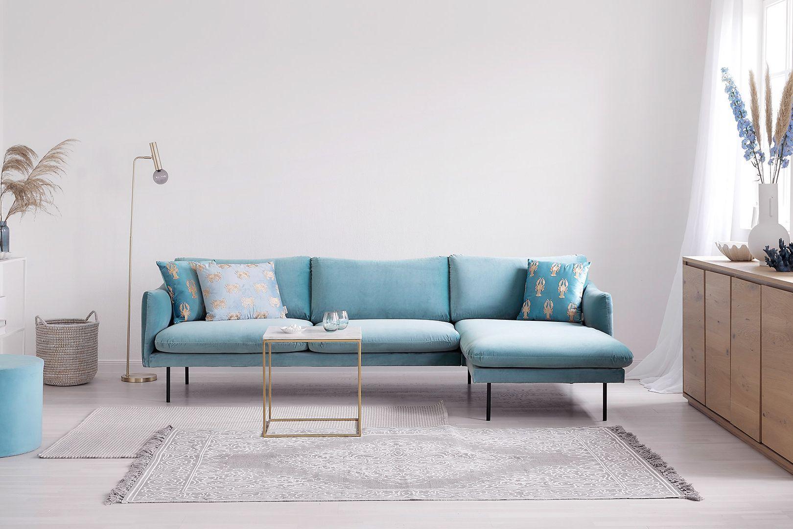 Relax in azzurro