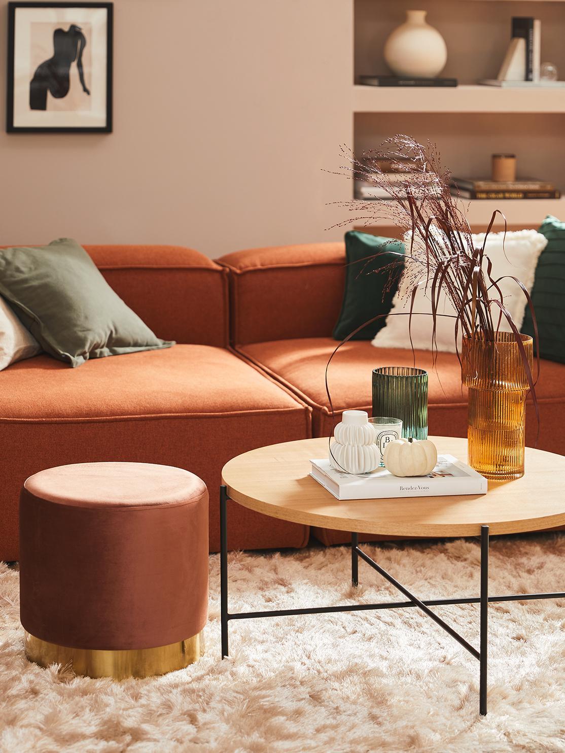 Jesenná obývačka