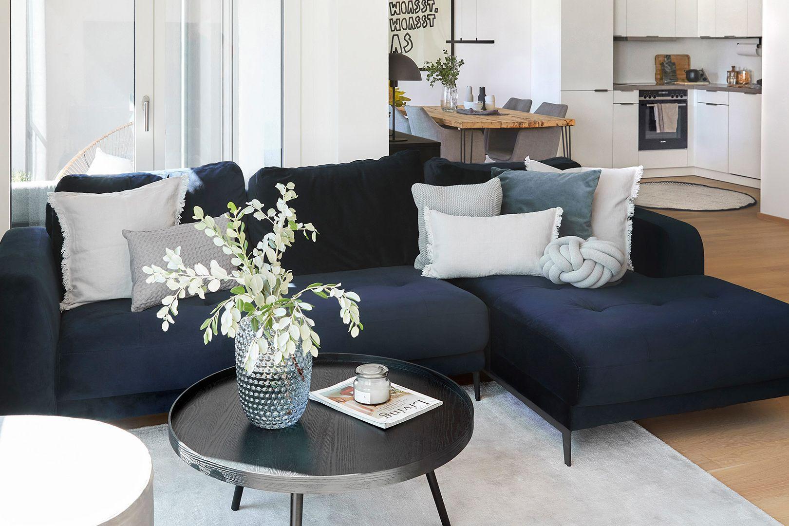 Pohodlná obývačka