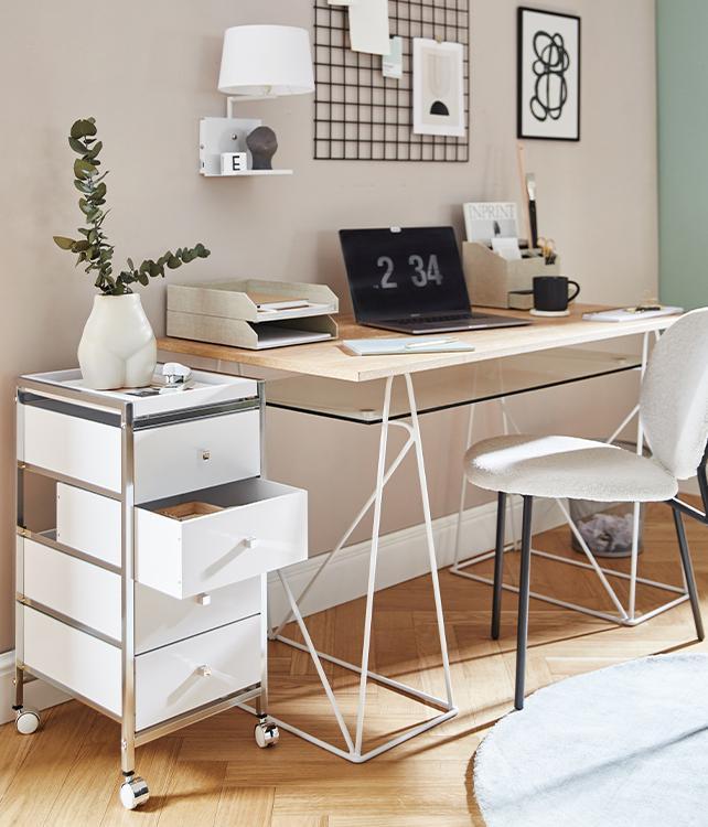 Ufficio organizzato