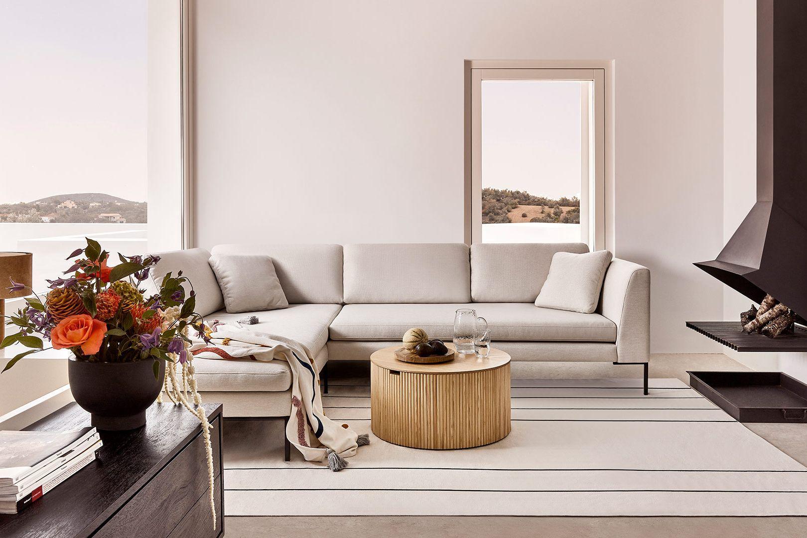 Modern summer lounge