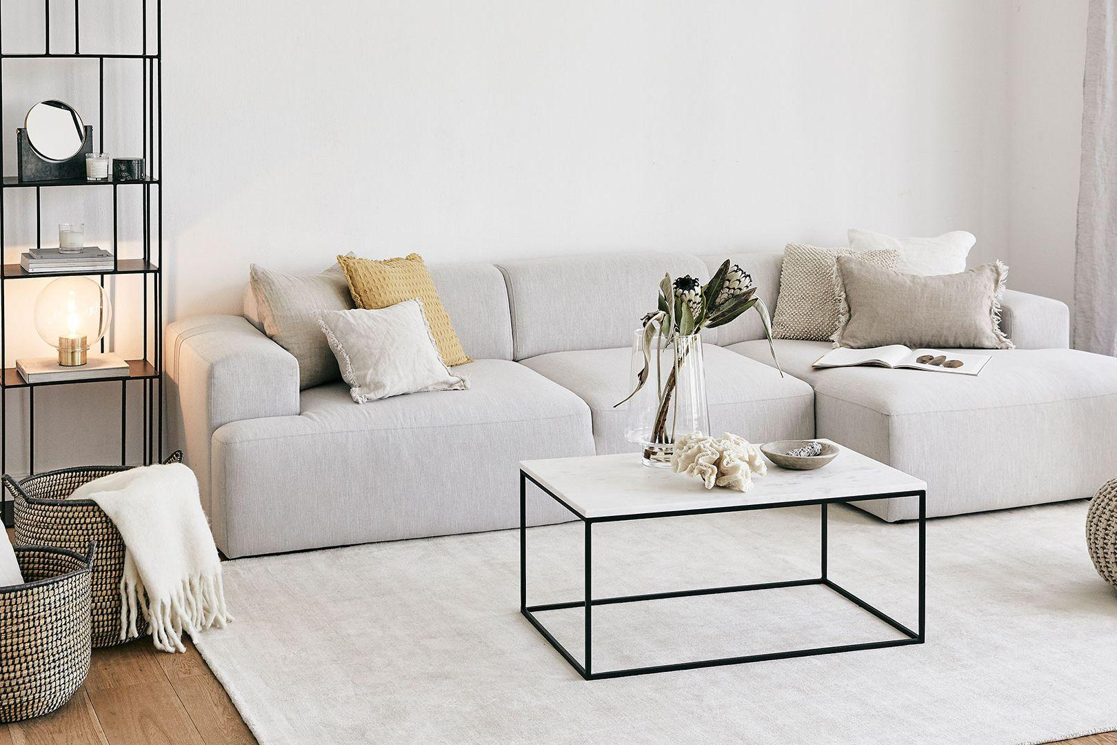 Pohodlný obývák
