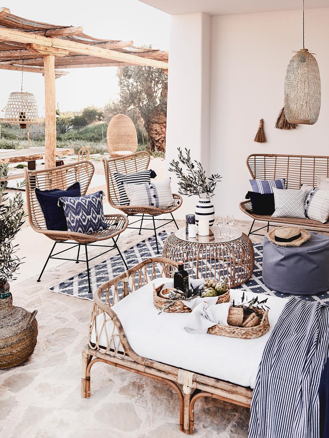 Ibiza en terrasse
