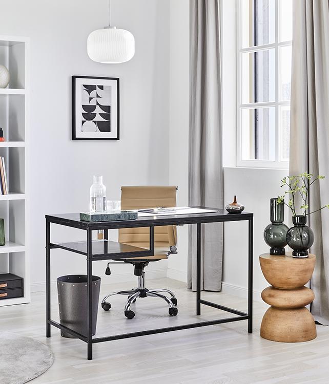 Bureau minimaliste