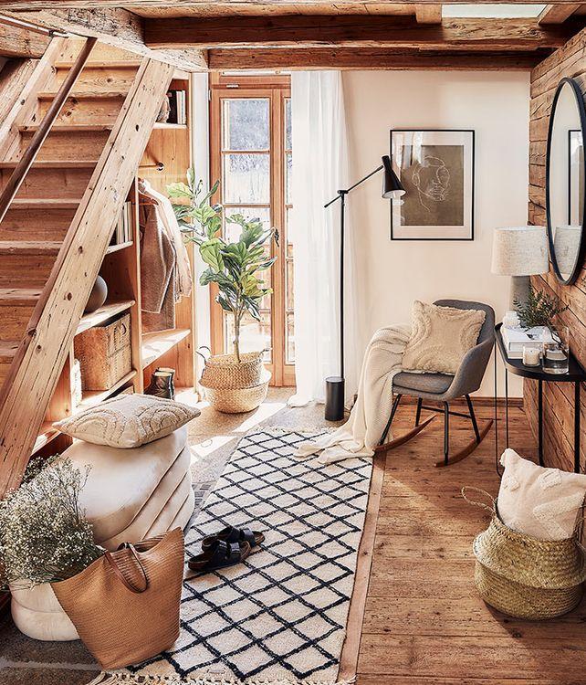 Couloir cosy