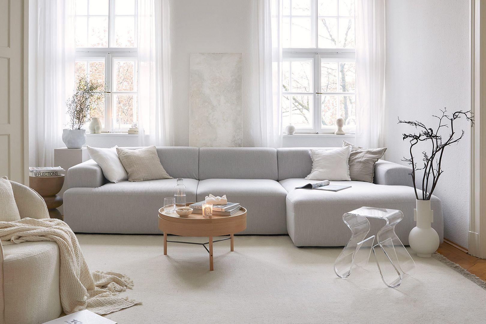 Cozy in bianco